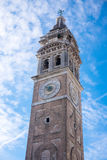View on bell tower of the church, Venice Stock Photography