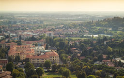 View of Bergamo Stock Photo