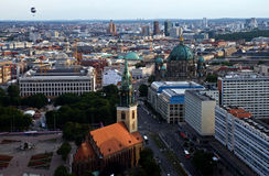 View on Berlin Royalty Free Stock Image