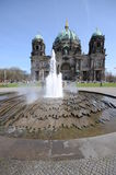 View berlin cathedral Stock Photo
