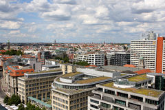 View of Berlin, Germany Stock Photo
