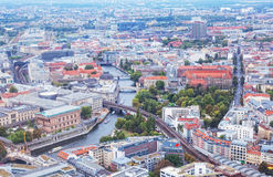 View of Berlin Royalty Free Stock Images