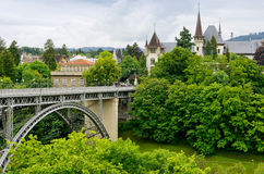 View of Bern, Switzerland Royalty Free Stock Photography