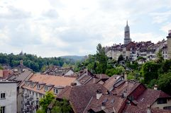 View of Berne Stock Photo