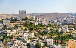 View of Bethlehem - Palestine Stock Image