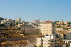 View of Bethlehem, Palestine Stock Image