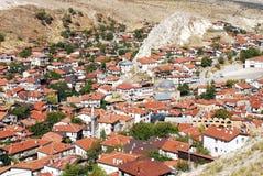 View of beypazari Stock Photography
