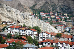 View of beypazari. In turkey Royalty Free Stock Images