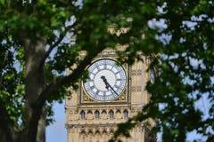 View of Big Ben Stock Photo