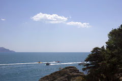 Crimea. Noviy Svet. Black Sea. Royalty Free Stock Photos