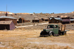 View of  Bodie Royalty Free Stock Images