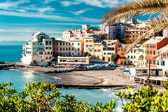 View of Bogliasco Royalty Free Stock Image