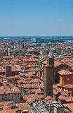 View of Bologna. Emilia-Romagna. Italy. Stock Photography