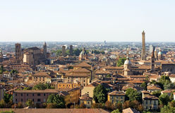 View of bologna Royalty Free Stock Photos