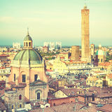 View of Bologna Stock Photography