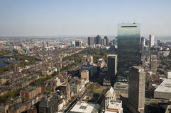 View of Boston Stock Image