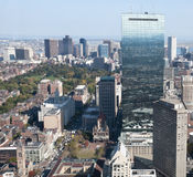 View of Boston Royalty Free Stock Image