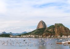 View from Botafogo beach