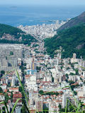 View of Botafogo cityscape Stock Photos