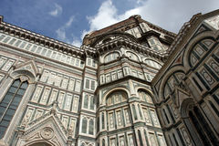 Cathedral in Florence, Italy Royalty Free Stock Photo