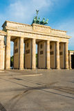 View of the Brandenburger Tor royalty free stock photography
