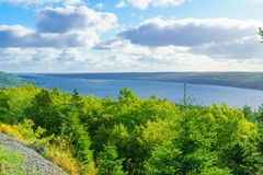 a9b36c38d0 Great Bras D`Or Range Front Lighthouse In Nova Scotia Stock Image ...
