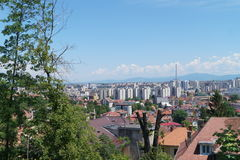 View of  Brasov - the new town Stock Photos