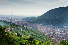 View Brasov Romania Royalty Free Stock Photo
