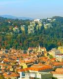View of Brasov, Romania Stock Photos