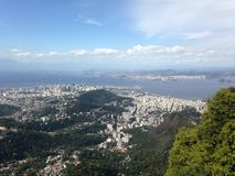 View from brazil Stock Image