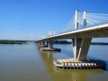View of bridge stock photos