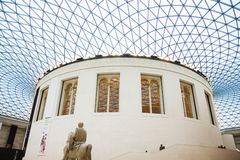 View of the British Museum, London, UK Stock Images