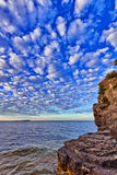 View of Bruce Peninsula Royalty Free Stock Images