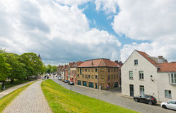 View of Bruges Stock Photography