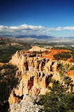 A view of bryce canyon national park Stock Photography