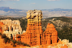 A View of Bryce Canyon National Prk Royalty Free Stock Photos