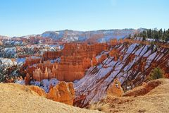 View of Bryce Canyon. Utah. USA Stock Photography