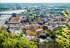 View of Buda Royalty Free Stock Images