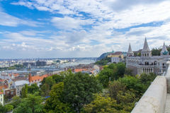View of Budapest Stock Photos