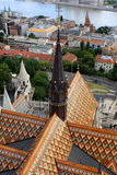 View of Budapest Royalty Free Stock Images