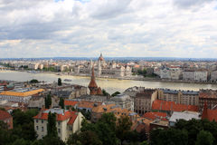 View of Budapest Royalty Free Stock Photography