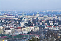 View of Budapest, Hungary Stock Image
