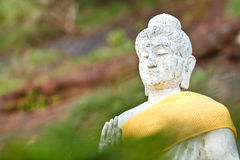 View of buddha statue in Thailand Stock Images