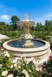 The Buen Retiro Park - Madrid - Spain. A view of the Buen Retiro Park - Madrid - Spain Stock Images