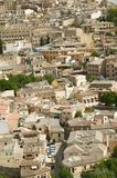 View of building congestion in historic city of Toledo, Spain Stock Photography
