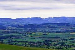 View from Busk 3, Penrith, Cumbria, England. stock photos
