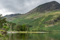 View of Buttermere Royalty Free Stock Photos