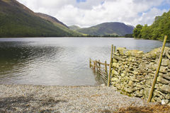 View of Buttermere. Stock Photography
