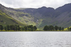 View of Buttermere. Royalty Free Stock Image