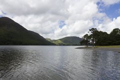View of Buttermere. Stock Image